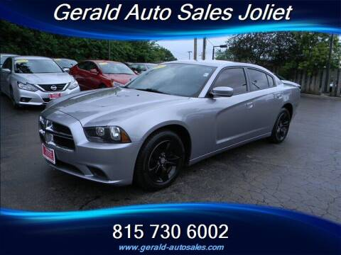 2014 Dodge Charger for sale at Gerald Auto Sales in Joliet IL