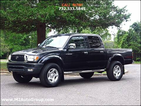 2002 Toyota Tacoma for sale at M2 Auto Group Llc. EAST BRUNSWICK in East Brunswick NJ