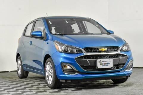 2021 Chevrolet Spark for sale at Washington Auto Credit in Puyallup WA