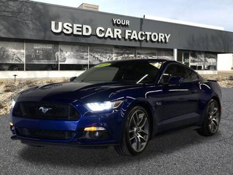 2015 Ford Mustang for sale at JOELSCARZ.COM in Flushing MI