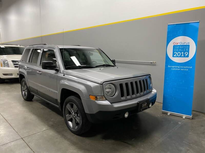 2015 Jeep Patriot for sale at Loudoun Motors in Sterling VA
