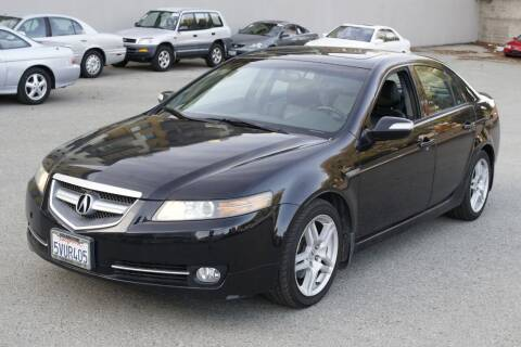 2007 Acura TL for sale at Sports Plus Motor Group LLC in Sunnyvale CA