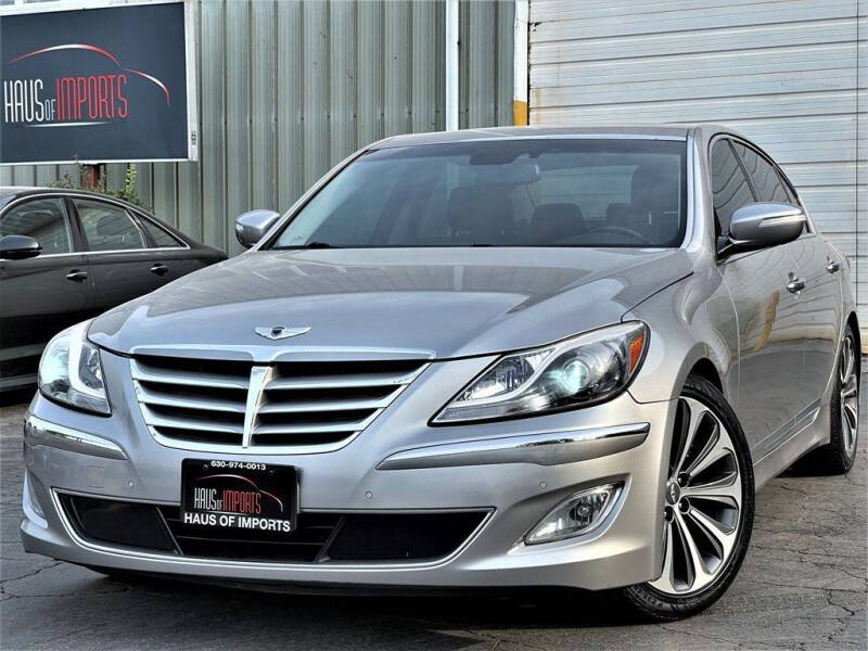 2012 Hyundai Genesis for sale at Haus of Imports in Lemont IL