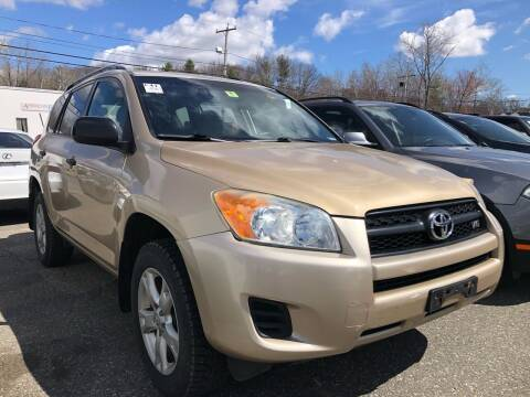 2010 Toyota RAV4 for sale at Top Line Import of Methuen in Methuen MA