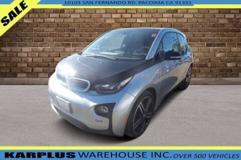 2015 BMW i3 for sale at Karplus Warehouse in Pacoima CA