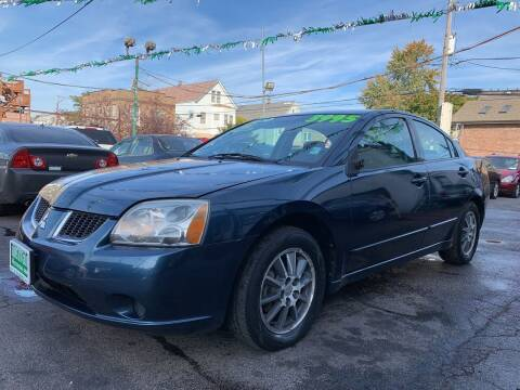 2004 Mitsubishi Galant for sale at Barnes Auto Group in Chicago IL