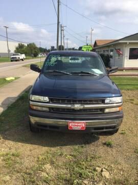 1999 Chevrolet Silverado 2500 for sale at Stewart's Motor Sales in Byesville OH