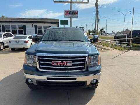 2012 GMC Sierra 1500 for sale at Zoom Auto Sales in Oklahoma City OK