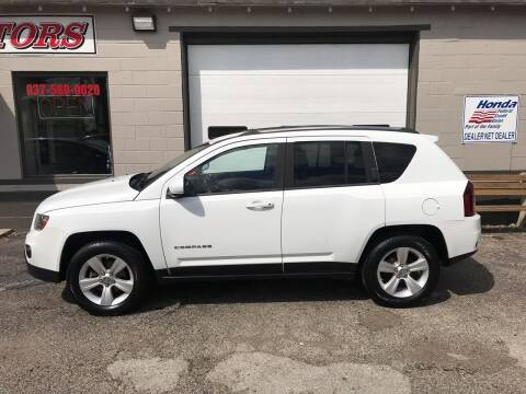 2015 Jeep Compass for sale at Jacobs Motors in Huntsville OH