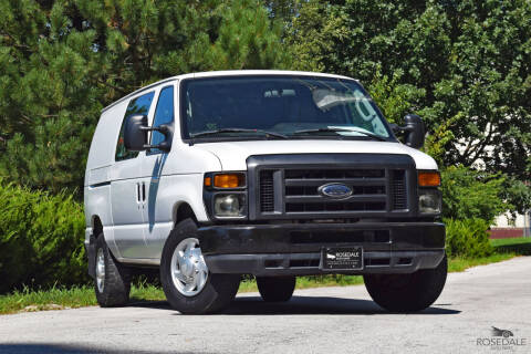 2011 Ford E-Series Cargo for sale at Rosedale Auto Sales Incorporated in Kansas City KS