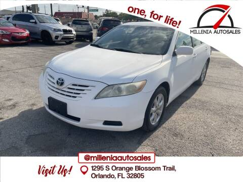 2007 Toyota Camry for sale at Millenia Auto Sales in Orlando FL