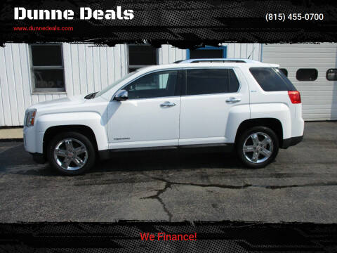 2011 GMC Terrain for sale at Dunne Deals in Crystal Lake IL