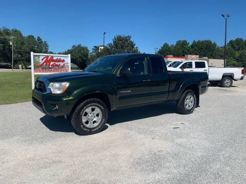 2014 Toyota Tacoma for sale at Madden Motors LLC in Iva SC
