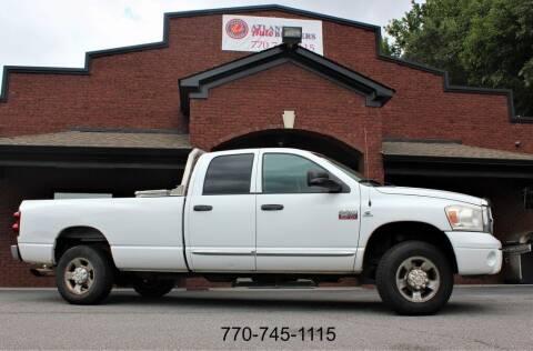 2008 Dodge Ram Pickup 3500 for sale at Atlanta Auto Brokers in Cartersville GA