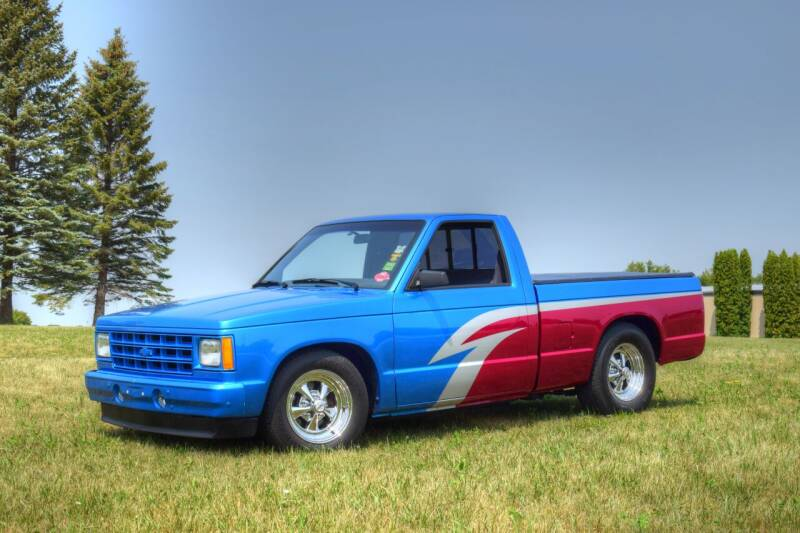 1983 Chevrolet S-10 for sale at Hooked On Classics in Watertown MN