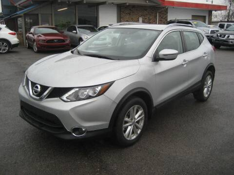 2017 Nissan Rogue Sport for sale at Import Auto Connection in Nashville TN