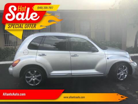 2004 Chrysler PT Cruiser for sale at AllanteAuto.com in Santa Ana CA