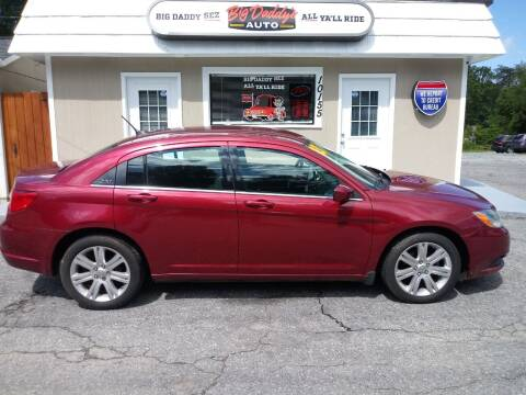 2013 Chrysler 200 for sale at BIG DADDY'S  A.L.D. in Winston Salem NC