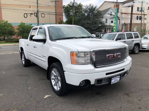 2011 GMC Sierra 1500 for sale at 103 Auto Sales in Bloomfield NJ