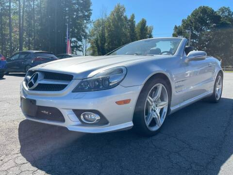 2009 Mercedes-Benz SL-Class for sale at Airbase Auto Sales in Cabot AR