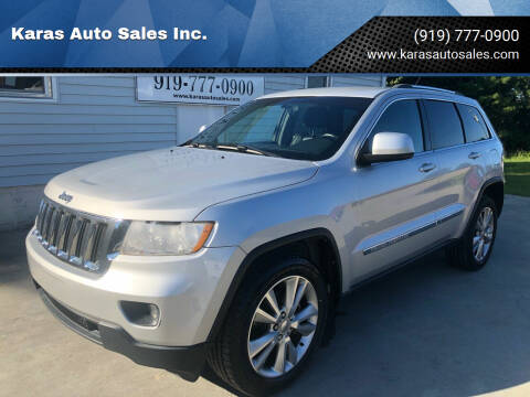 2012 Jeep Grand Cherokee for sale at Karas Auto Sales Inc. in Sanford NC