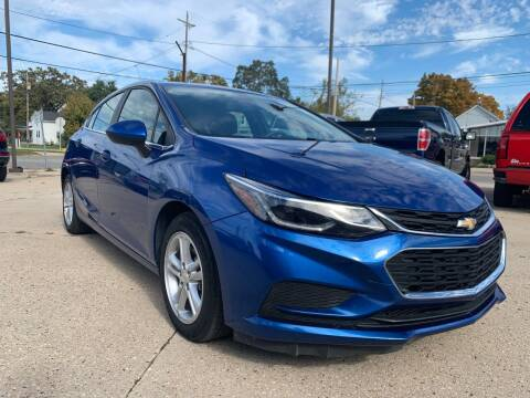 2017 Chevrolet Cruze for sale at Auto Gallery LLC in Burlington WI