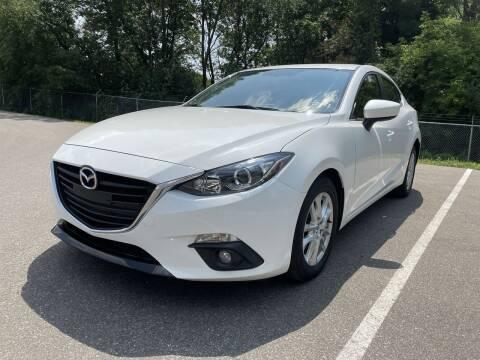 2016 Mazda MAZDA3 for sale at Ace Auto in Jordan MN