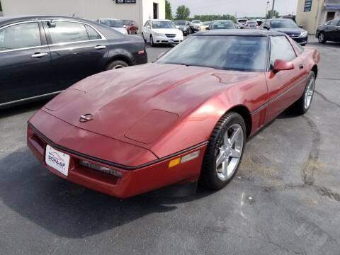 1988 Chevrolet Corvette for sale at Larry Schaaf Auto Sales in Saint Marys OH