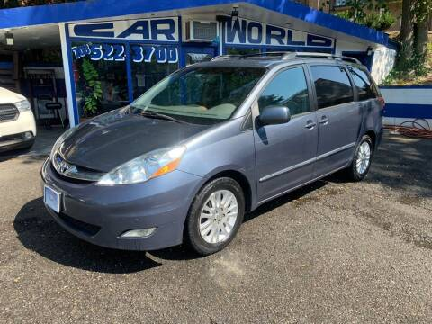 2007 Toyota Sienna for sale at Car World Inc in Arlington VA