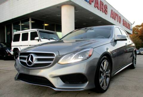2014 Mercedes-Benz E-Class for sale at Pars Auto Sales Inc in Stone Mountain GA