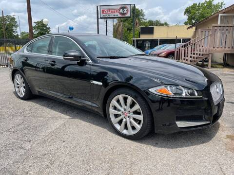 2014 Jaguar XF for sale at Auto A to Z / General McMullen in San Antonio TX