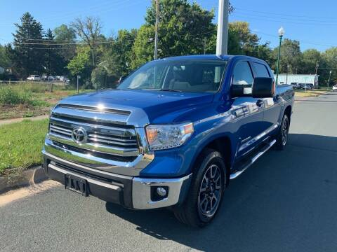2016 Toyota Tundra for sale at ONG Auto in Farmington MN