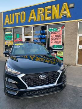 2019 Hyundai Tucson for sale at Auto Arena in Fairfield OH