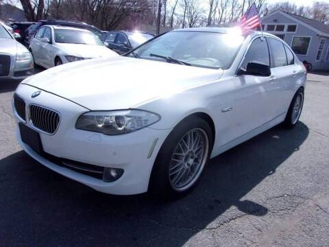 2011 BMW 5 Series for sale at Top Line Import in Haverhill MA