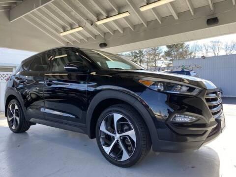 2016 Hyundai Tucson for sale at Pasadena Preowned in Pasadena MD