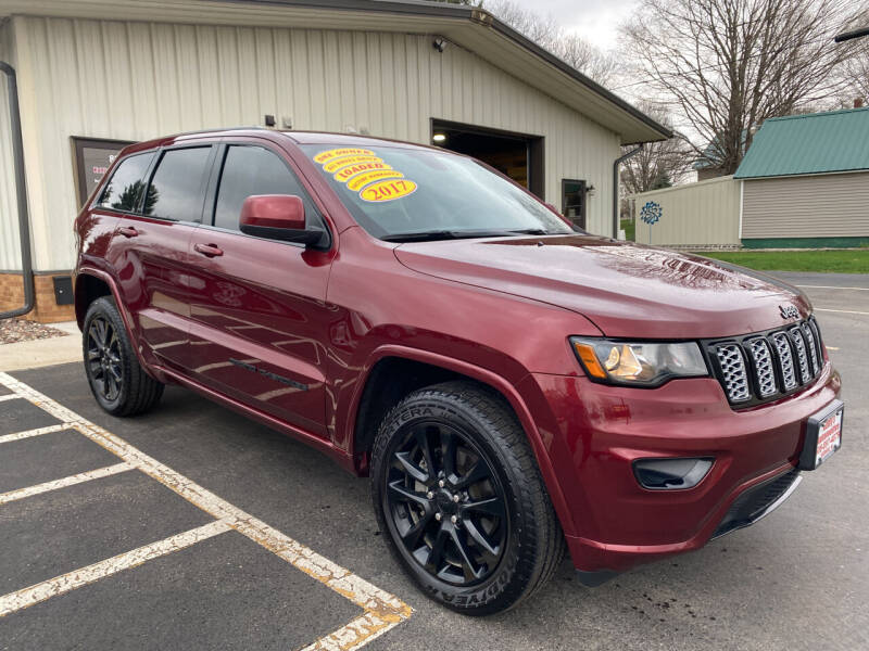 2017 Jeep Grand Cherokee for sale at Kubly's Automotive in Brodhead WI