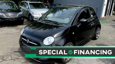 2012 FIAT 500 for sale at ELITE MOTORS in West Haven CT