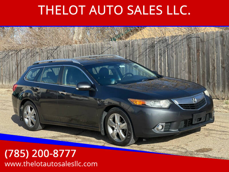 2011 Acura TSX Sport Wagon for sale at THELOT AUTO SALES LLC. in Lawrence KS