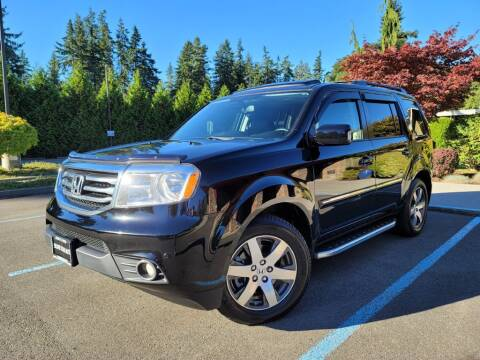 2013 Honda Pilot for sale at Silver Star Auto in Lynnwood WA