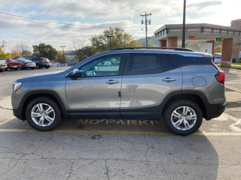 2021 GMC Terrain for sale at Elizabeth Garage Inc in Elizabeth IL