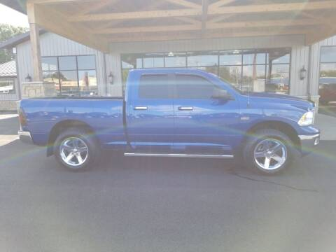 2011 RAM Ram Pickup 1500 for sale at Premier Auto Source INC in Terre Haute IN