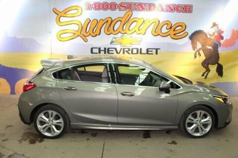 2018 Chevrolet Cruze for sale at Sundance Chevrolet in Grand Ledge MI