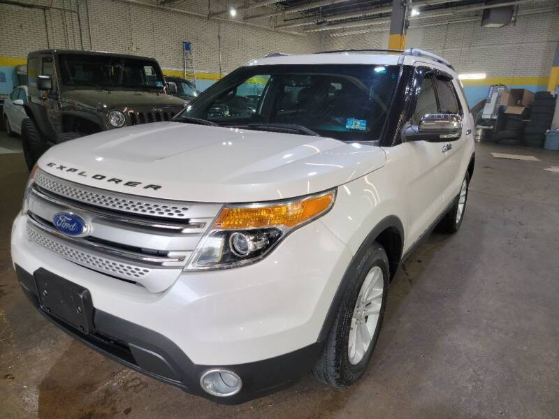 2012 Ford Explorer for sale at Giordano Auto Sales in Hasbrouck Heights NJ