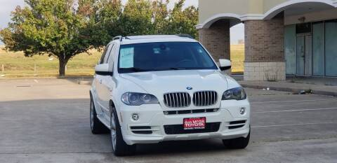 2009 BMW X5 for sale at America's Auto Financial in Houston TX