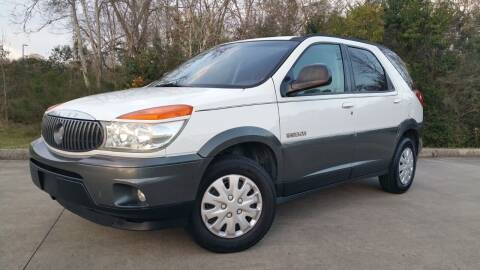 2003 Buick Rendezvous for sale at Houston Auto Preowned in Houston TX