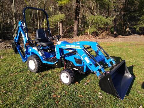 2020 New Holland 25s