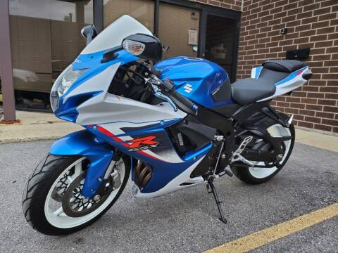 2013 Suzuki GSX-R600 for sale at Toy Barn Inc in Bensenville IL