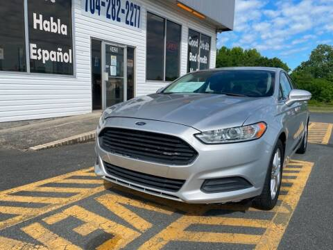 2013 Ford Fusion for sale at Auto America - Monroe in Monroe NC