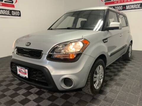 2013 Kia Soul for sale at SIRIUS MOTORS INC in Monroe OH