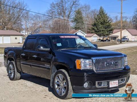 2013 GMC Sierra 1500 for sale at Bob Walters Linton Motors in Linton IN
